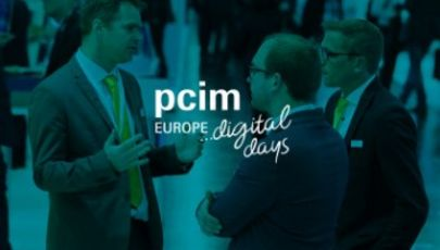 "PCIM Europe als ""digital days"""